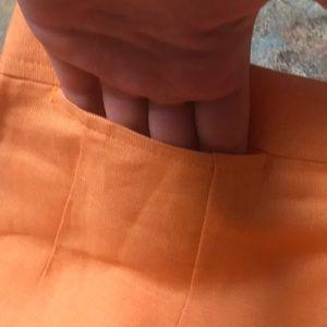 Amber Stone Skirts - ORANGE AMBER STONE SKIRT